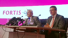 Crisis talks to restore confidence in Fortis