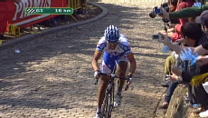 Stijn Devolder wint de Ronde van Vlaanderen