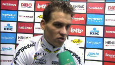 Reactie Stybar