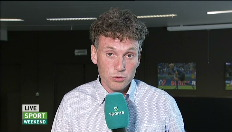 Vandenbempt over de positiewissel van Leekens
