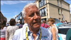 Lefevere: &#034;Het gaat slecht, zeer slecht met Tony Martin&#034;