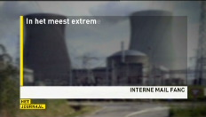 Kernreactor in Doel gescheurd?