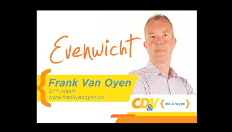 Frank Van Oyen - Brugge (CD&amp;V)