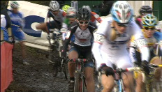 Zware val en blessure voor Sanne Cant in Roubaix