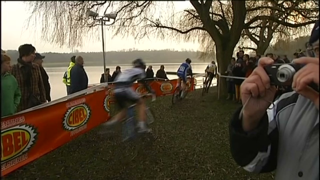 Sven Nys is de beste in Sint-Niklaas