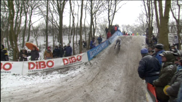 Samenvatting van de WB-veldrit van Hoogerheide