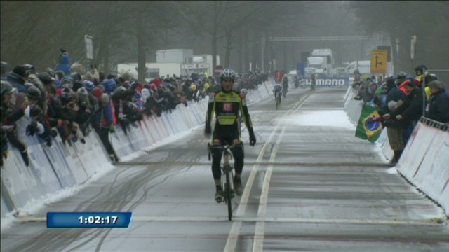 Verslag van de WB-veldrit van Hoogerheide
