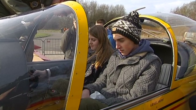 [VIDEO] - Fly Your Dream Day at Belgian air force