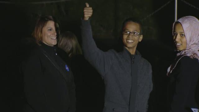 Video 14 jarige jongen ontmoet obama op nacht van de ruimte - Lay outs ruimte van de jongen ...