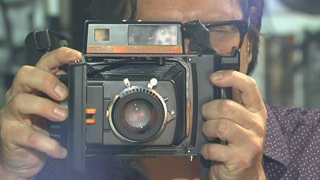 Antwerpse topfotograaf Marc Lagrange overleden