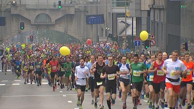 Participants Aux  Km De Bruxelles