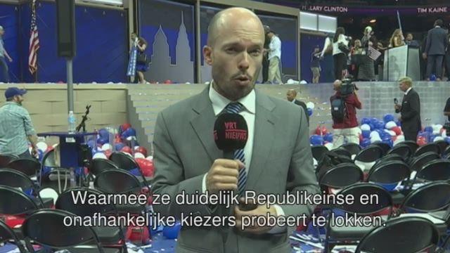 [VIDEO] - Hoe kijkt Tom Van de Weghe terug op de slotdag van de conventie?