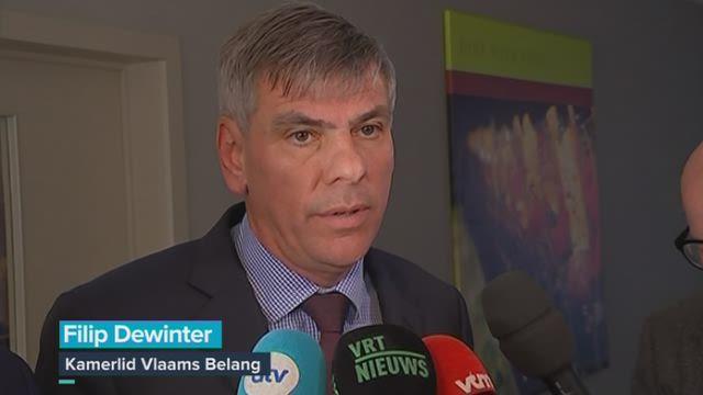 Partijraad Vlaams Belang bevestigt sancties tegen De Winter en Van dermeersch