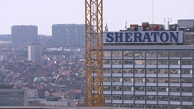 flandreinfo.be video: Sheraton : le plus grand hôtel de ...