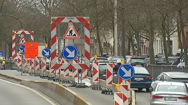 [VIDEO] - Hallepoort shut for 3 weeks!
