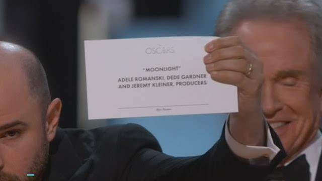 oscar voor beste film en regie