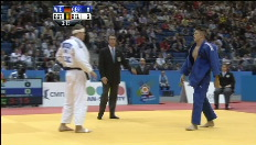 Joachim Bottieau pakt brons op EK judo