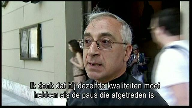 Kardinaal Danneels News: Deredactie.be Video: Wie Is Kardinaal Bergoglio?