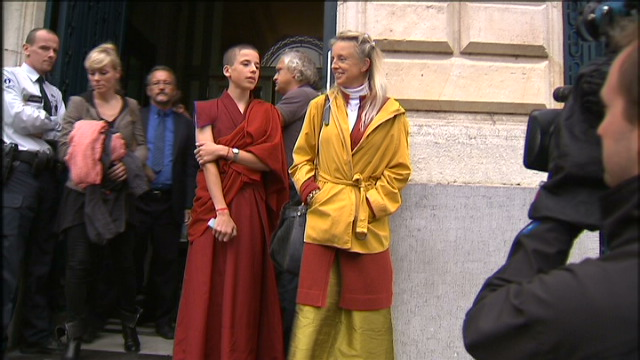 """flandersnews.be video: """"I still want to become a Buddhist ..."""