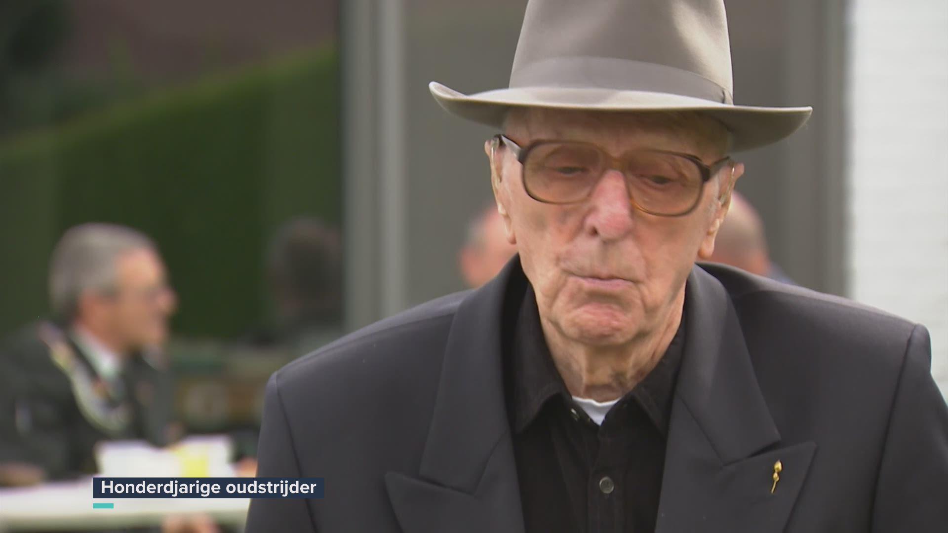 [VIDEO] - Honderdjarige Henri vocht in 1940 in 18-daagse veldtocht